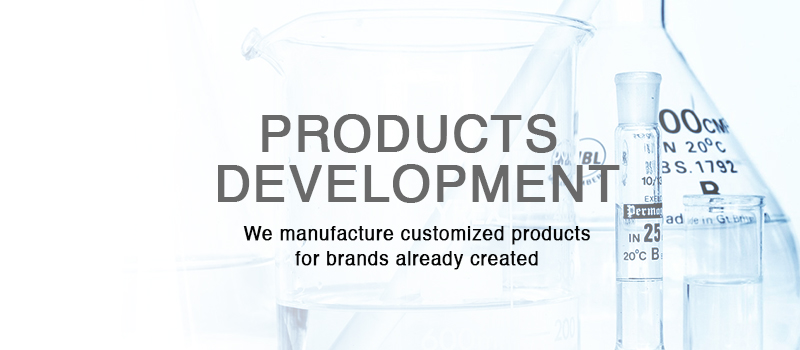 OEM manufacturing cosmetics - MS Líneas - Cosmetics private